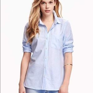 Old Navy Classic Button-up